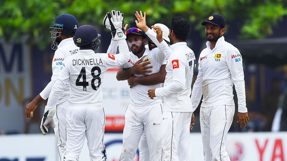 New Zealand level with Sri Lanka in first Test at Galle