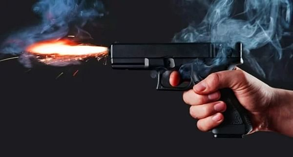 Bhopal: Man fires in air to whisk away 'noisy' children
