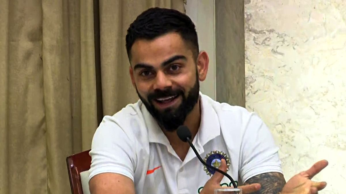 Virat Kohli grooves to Caribbean tunes as India-West Indies 1st ODI is washed out