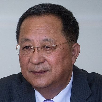 North Korea foreign minister Ri Yong Ho calls Mike Pompeo 'poisonous plant'