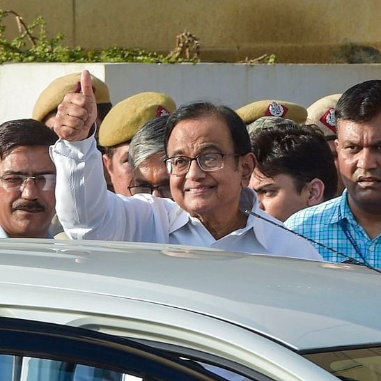 INX Media case: CBI likely to demand lie detector test for P Chidambaram