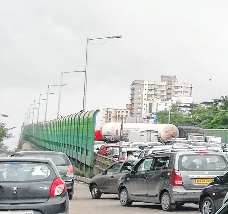 Intelligent Traffic system for Mumbai