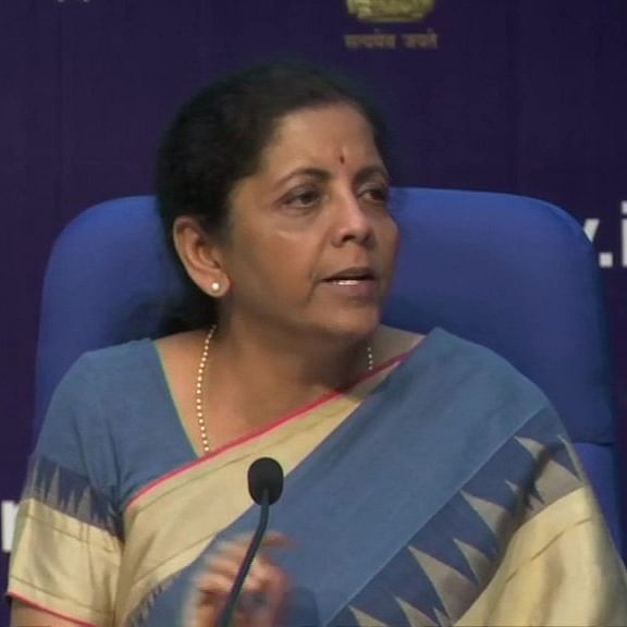 Latest News! FM Press Conference – No job loss due to mergers: Nirmala Sitharaman