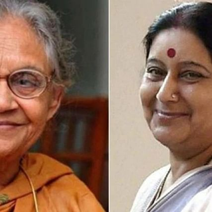 Delhi's only 2 women Chief Ministers pass away within three weeks of each other
