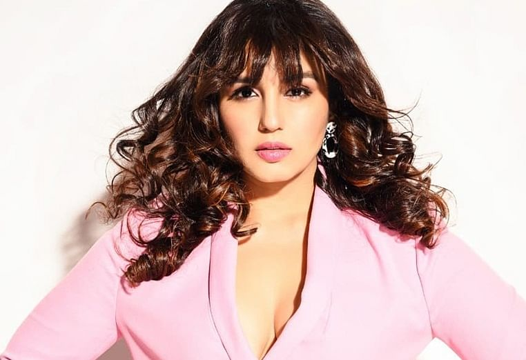 Huma Qureshi takes firing lessons for upcoming Netflix series 'Army of the Dead'