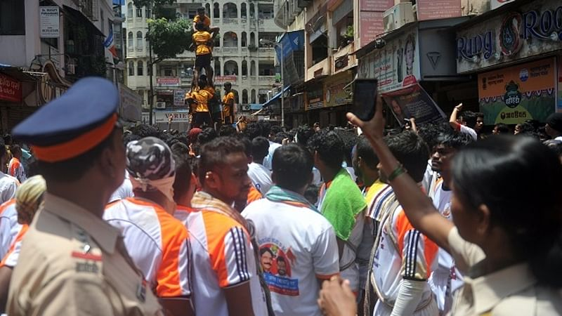 Mumbai: Police prepare for dahi handi