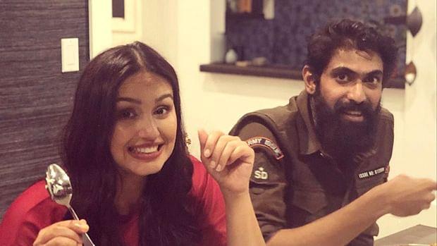 Huma Qureshi, Rana Daggubati bond over scrumptious Indian food in California