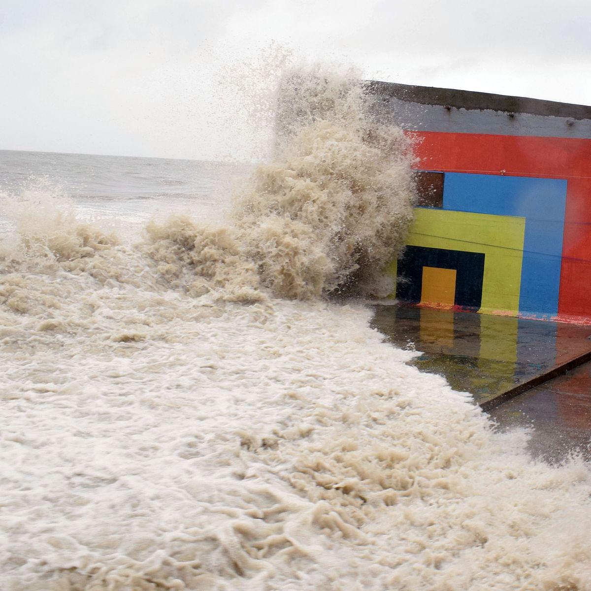 See Pictures: Heavy rains in Mumbai turn Maximum city into Paani-pat