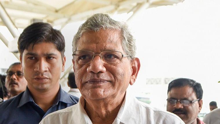 Sitaram Yechury leaves for J&K, says Satya Pal Malik's remark on Congress 'not acceptable'