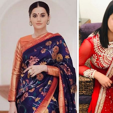 Taapsee Pannu's spat with Rangoli Chandel intensifies; claims she is not worthy of praise