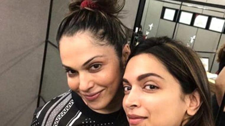 Isha Koppikar and Deepika Padukone keep it real with post-work out 'Glow Up'