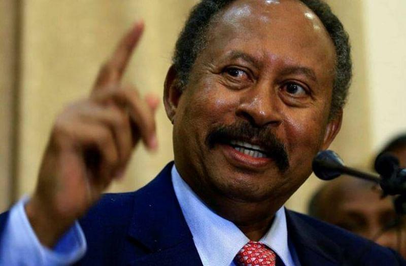 UN economist turned Sudan Prime Minister, Abdalla Hamdok