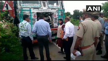 Unnao rape survivor accident: New twist in truck collision, why number plate was blackened?