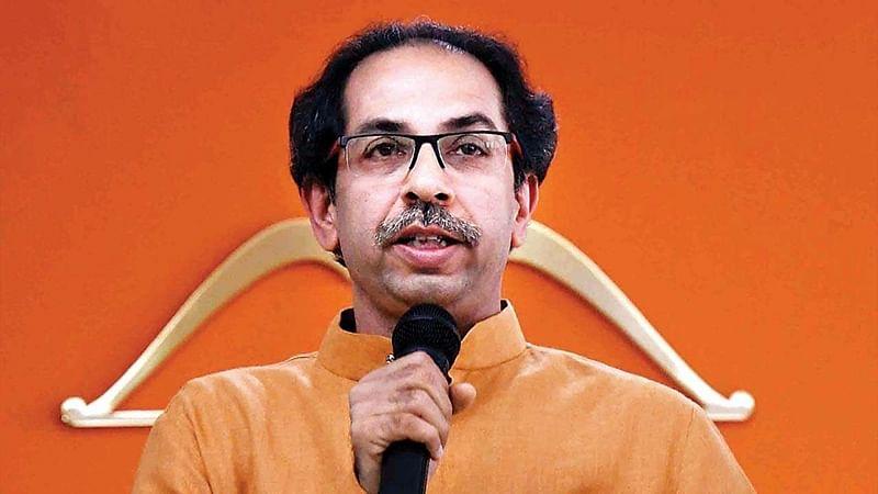 Uddhav Thackeray hails PM Modi Government's move, celebrates with sweets