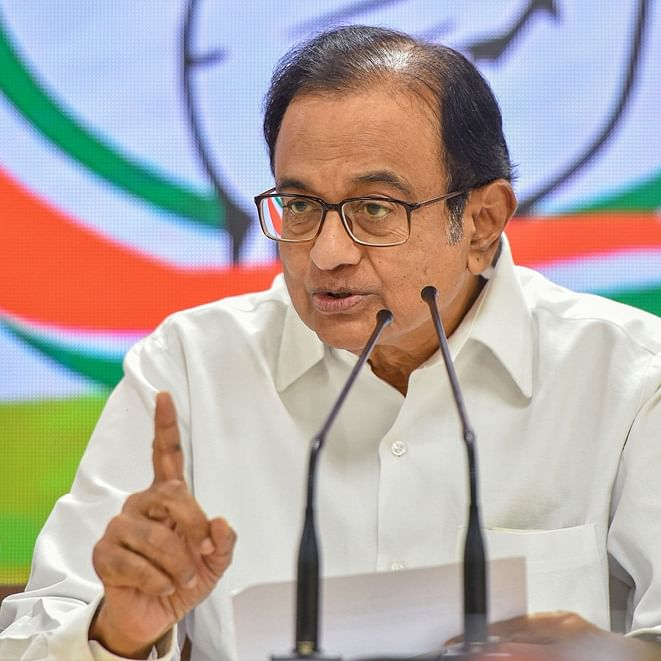 People who don't know 72 years of history abolished Article 370: Chidambaram