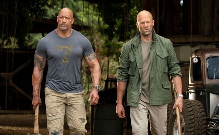 Hobbs and Shaw Movie Review: This 'Fast and Furious' spin-off is an eye candy for muscle heads