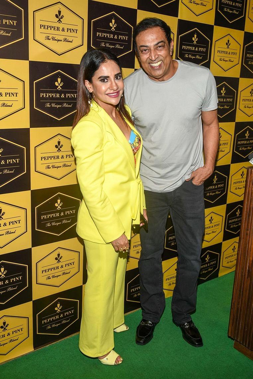 Lizaa Malik and Vindu Singh