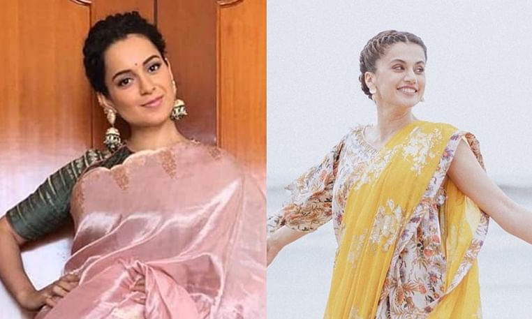 "'Won't apologise for honest opinion on Kangana': Taapsee Pannu on her ""double filter"" comment"