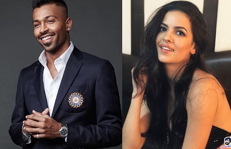 Hardik Pandya introduces new girlfriend Natasa Stankovic to family