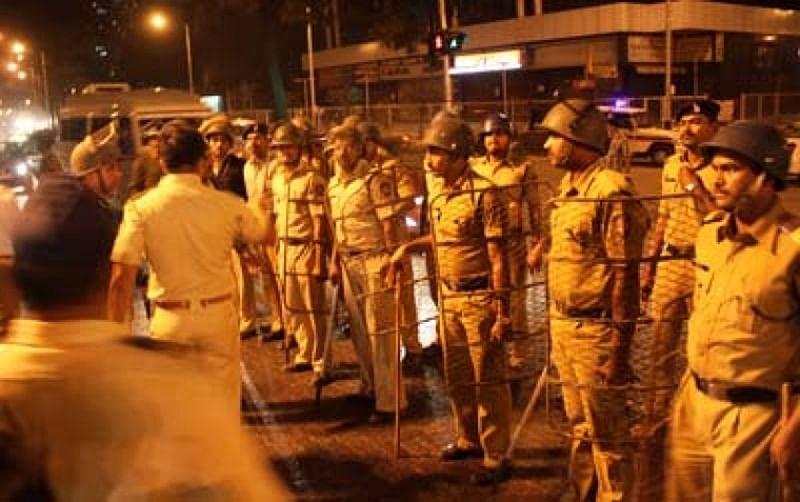 Mumbai Police Squad