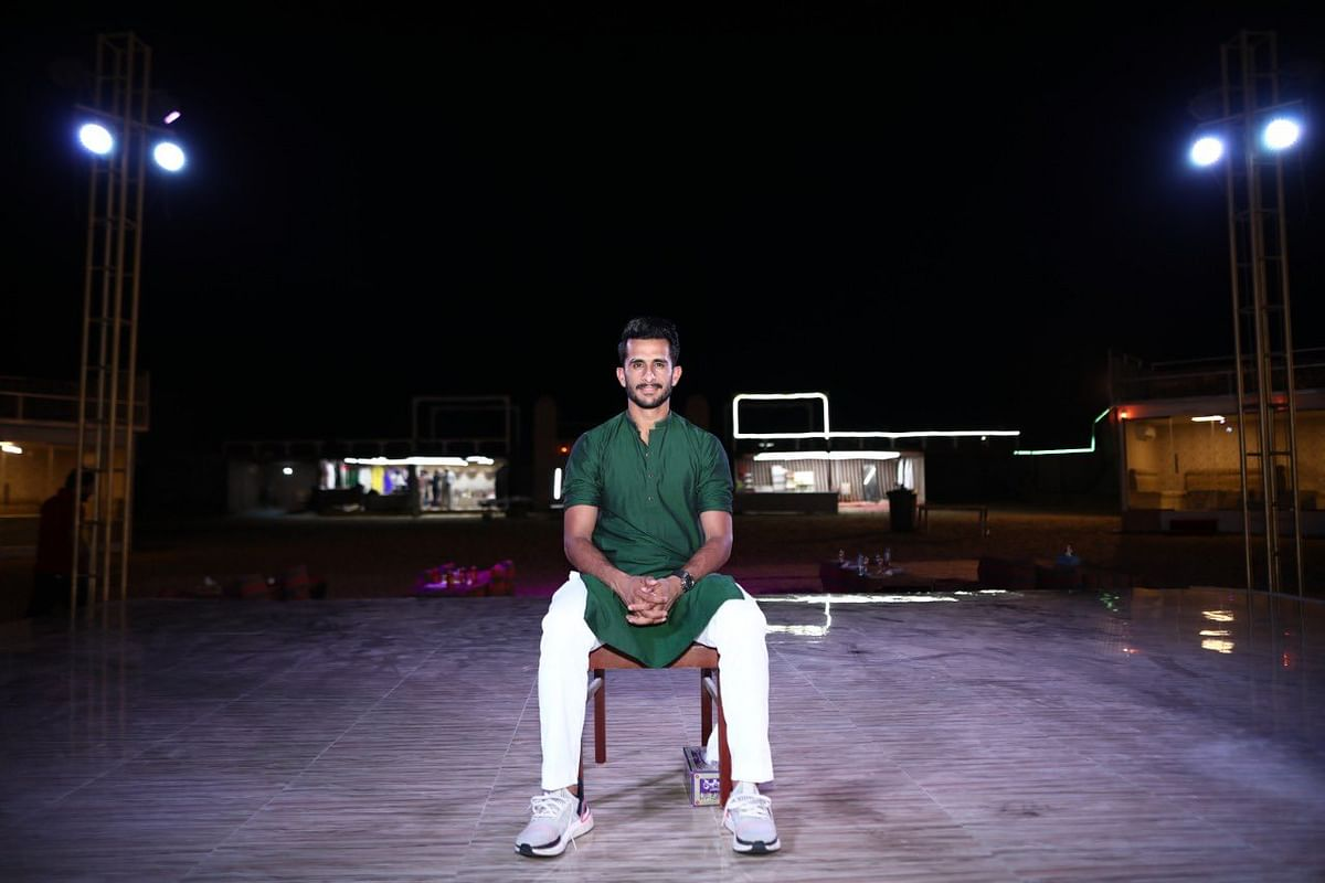 """Sania Mirza wishes Hasan Ali on his hilarious twit about """"Last Night As Bachelor"""""""