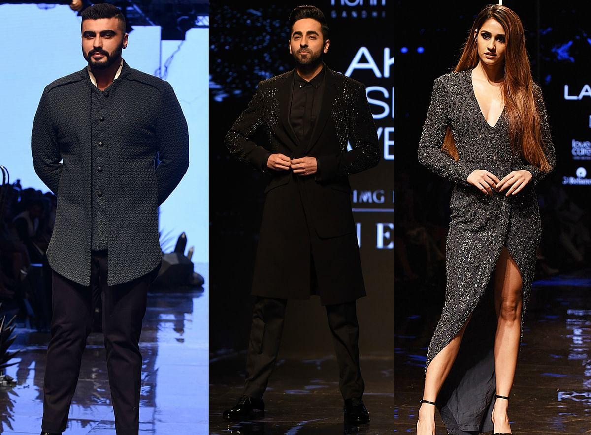 Kangana Ranaut to Shabana Azmi, all Showstoppers from Lakme Fashion Week Winter/Festive 2019