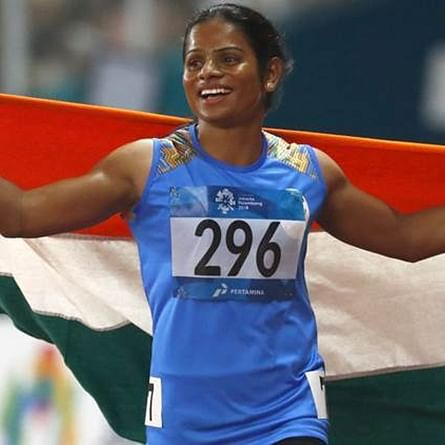 Sprinter Dutee Chand unable to travel to Germany