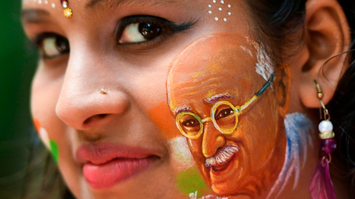 India captivated by the legacy that is Mahatma Gandhi