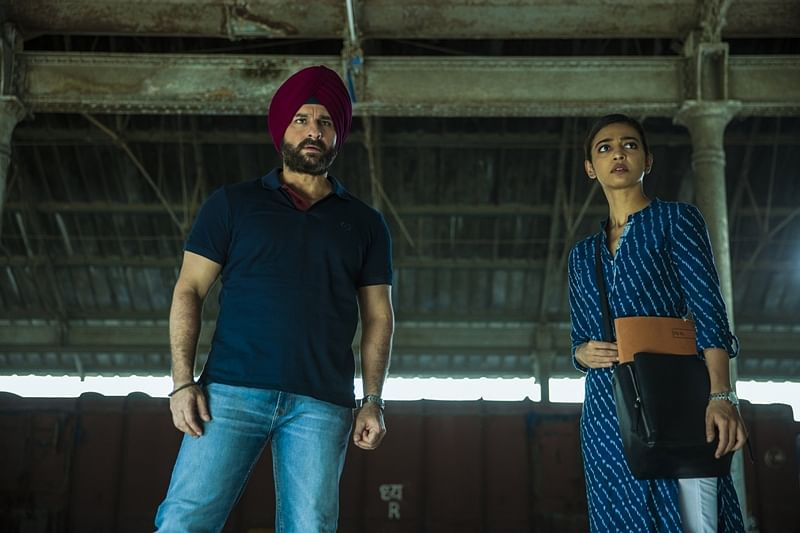 Web Series Review: Sacred Games 2 -- A thrilling reconnect