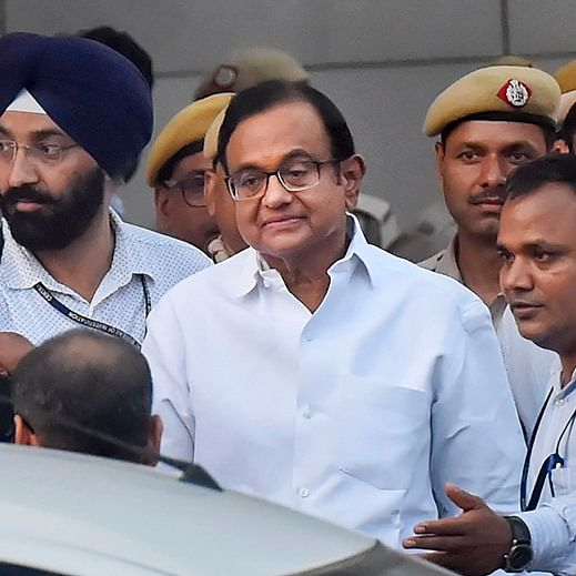 'Which way will India go? Freedom is a never ending struggle': Chidambaram