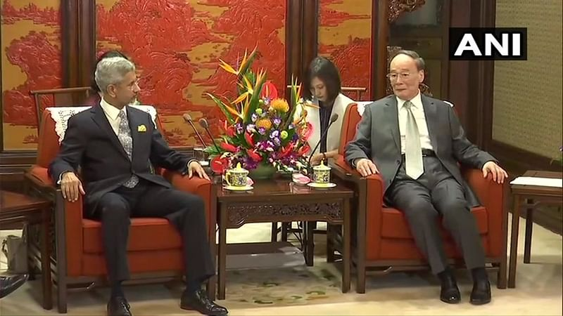 India, China ties should be a factor of stability in uncertain world: S Jaishankar