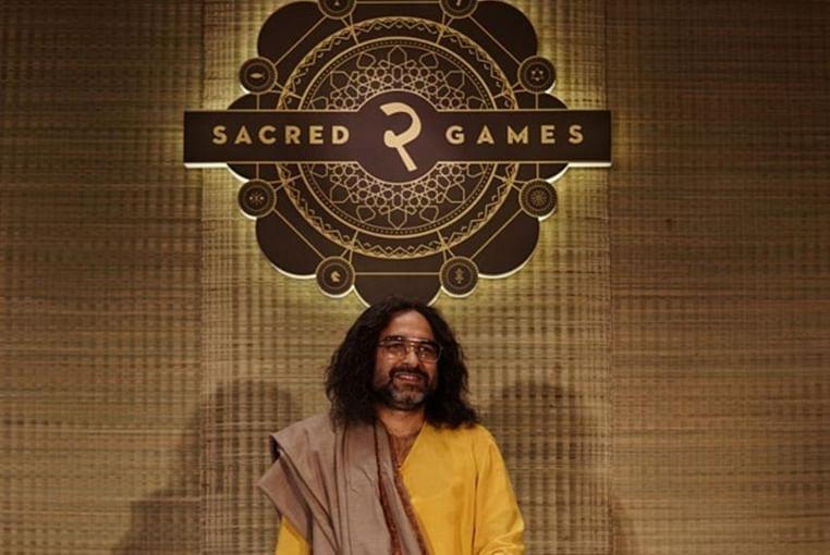 2 weeks before Sacred Games 2, Guruji Pankaj Tripathi makes a mysterious appearance