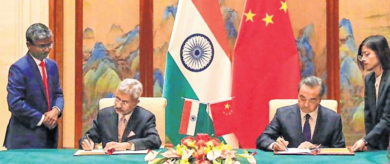 Future of ties will depend on mutual sensitivity: India