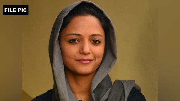 Shehla Rashid booked for sedition over tweets on Kashmir situation