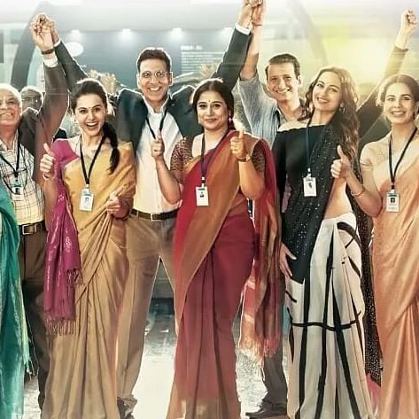 'Mission Mangal' Movie Review: Ordinary film about an extraordinary feat