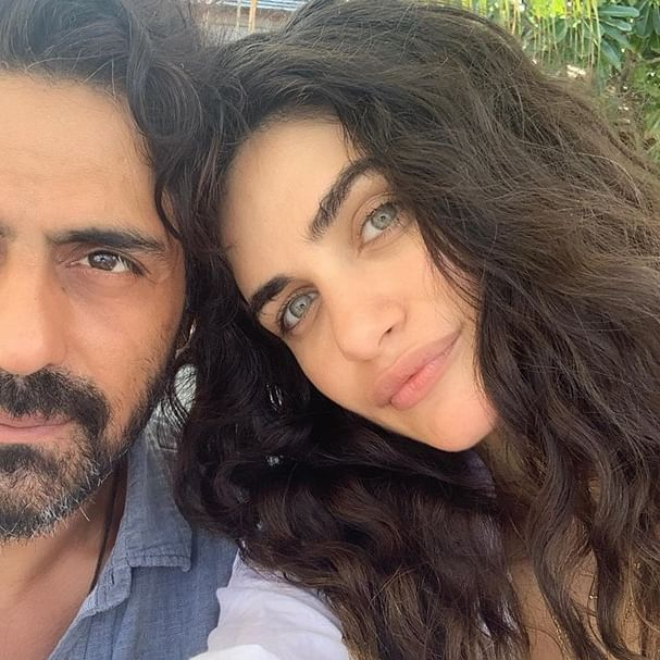 Gabriella Demetriades reveals how Arjun Rampal's daughters Mahikaa, Myra treat Baby Arik