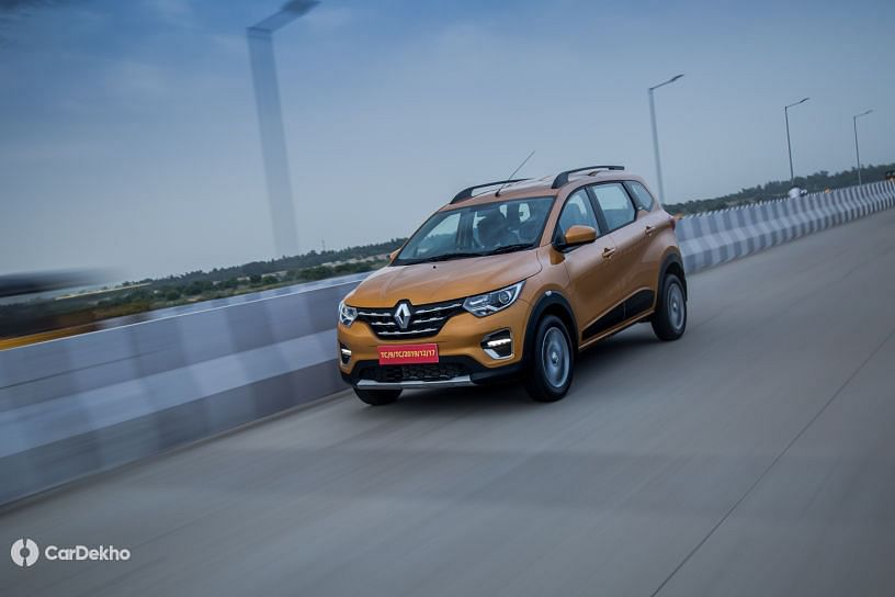Renault Triber bookings now open; launch on 28th August