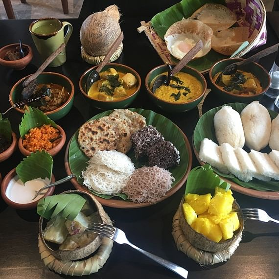 Food Musings: On a culinary trail in Colombo