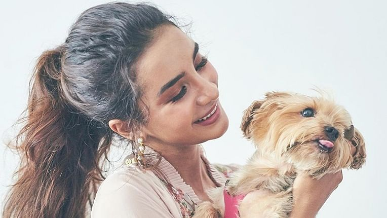 Patralekhaa: My ideal weekend would be chilling at home with my dog, and watching movies