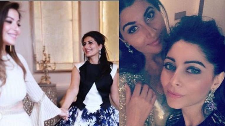 Baby Doll Singer Kanika Kapoor mourns her sister Annabel's ...