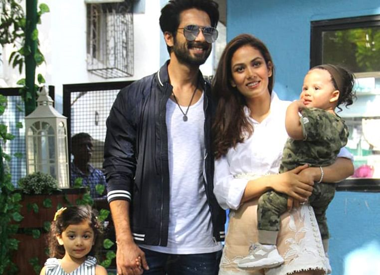 Shahid and Mira Kapoor throw a birthday party as Misha turns 3