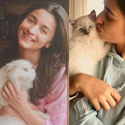 International Cat Day 2019: B-town divas whose feline friends have unusual names