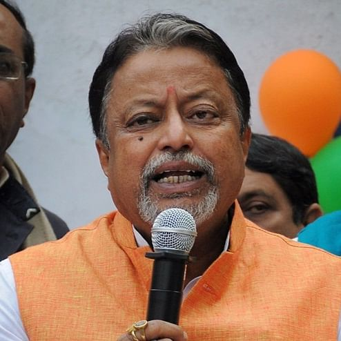 BJP leader Mukul Roy, TMC's K D Singh examined by CBI: Officials