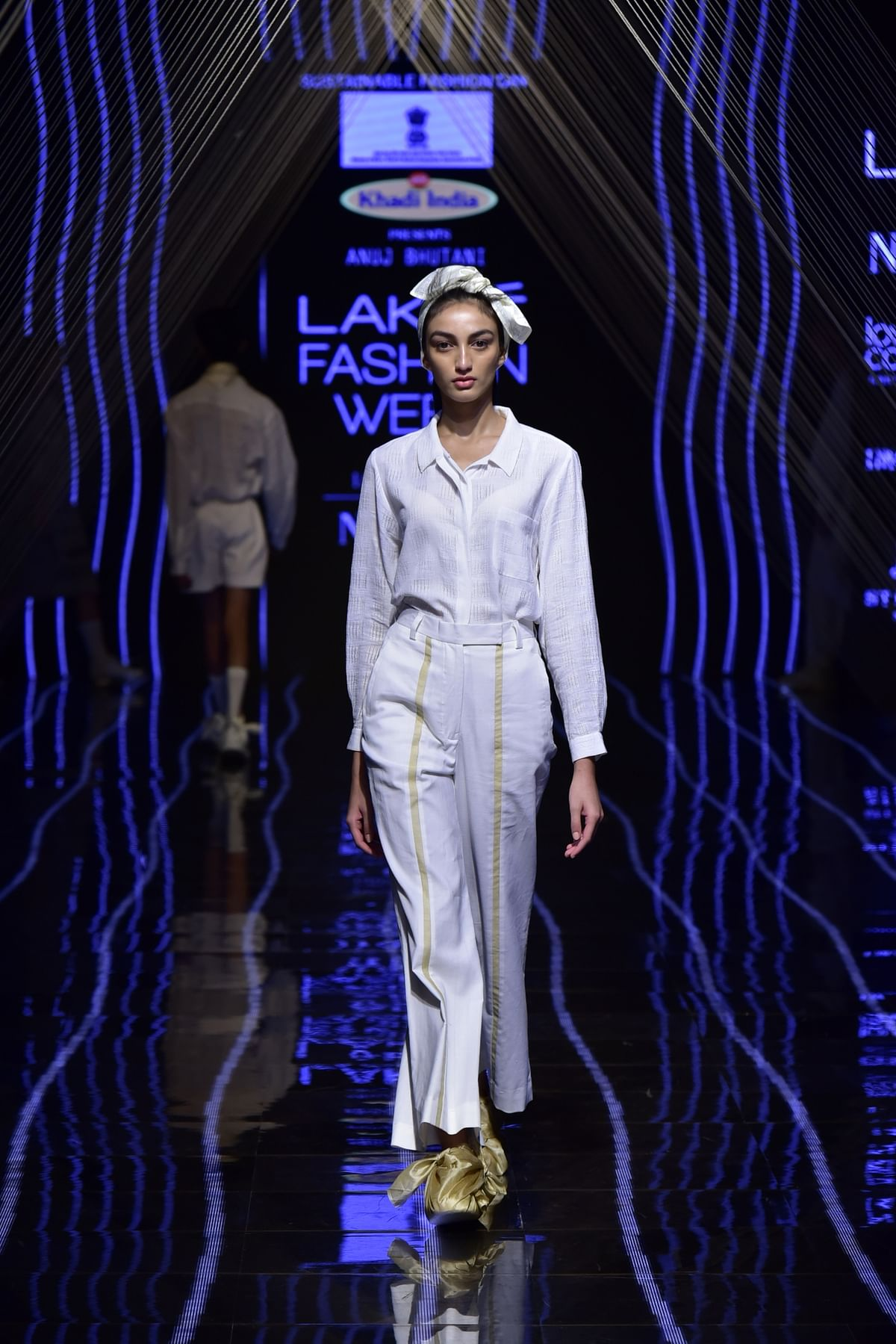 Highlights from Day 2 at Lakmé Fashion Week Winter/Festive 2019