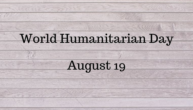 World Humanitarian Day 2019: Significance, theme and all you need to know