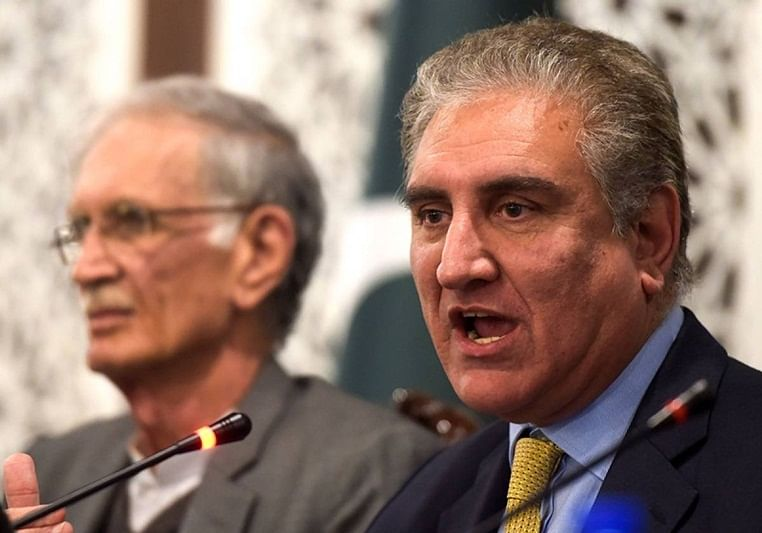 Despite tensions, Pak stands ready to open Kartarpur Corridor: Qureshi