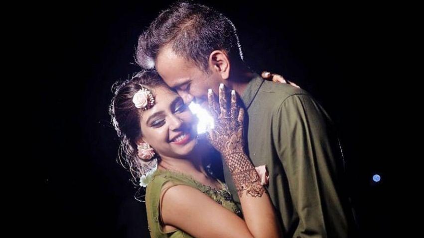 'Ishqbaaz' actress Niti Taylor engaged to beau Parikshit Bawa
