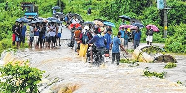 Activist casts doubt over 'redefining' of Kolhapur's river flood lines