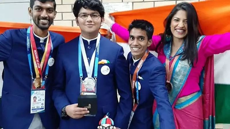 India creates history at WorldSkills event in Russia, wins four medals