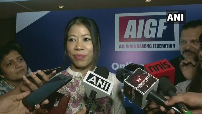 Latest News! Mary Kom on Article370: Athlete from J&K will get good facility from Centre, they will perform better for country